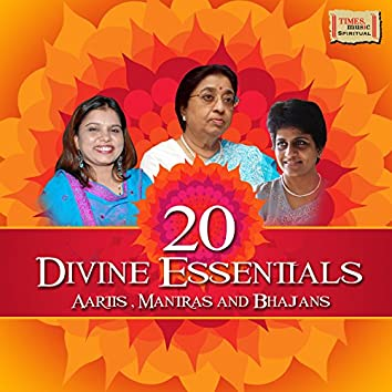 20 Divine Essentials - Aartis, Mantras and Bhajans