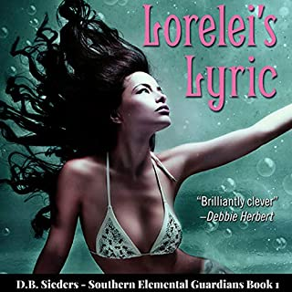 Lorelei's Lyric audiobook cover art