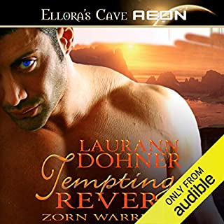 Tempting Rever audiobook cover art