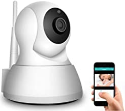 Baby Monitor Indoor Wireless Pet Camera 1080P WiFi Camera IP CCTV Surveillance Security Camera P2P Night Vision Two-Way Audio