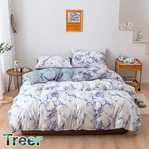 Treer Juego Ropa Cama 150/160cm/200X200cm Patrón