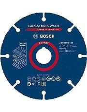 Bosch Professional 1x Expert Carbide Multi Wheel Snijschijf (voor hardhout, Ø 125 mm, accessoires kleine haakse slijper)