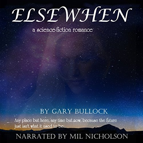 Elsewhen audiobook cover art