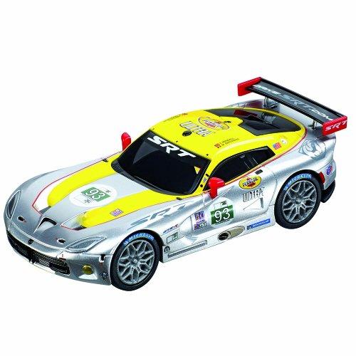 Carrera Go - 20061282 - Radio Commande, Véhicule Miniature et Circuit - Dodge Viper - SRT GTS-R