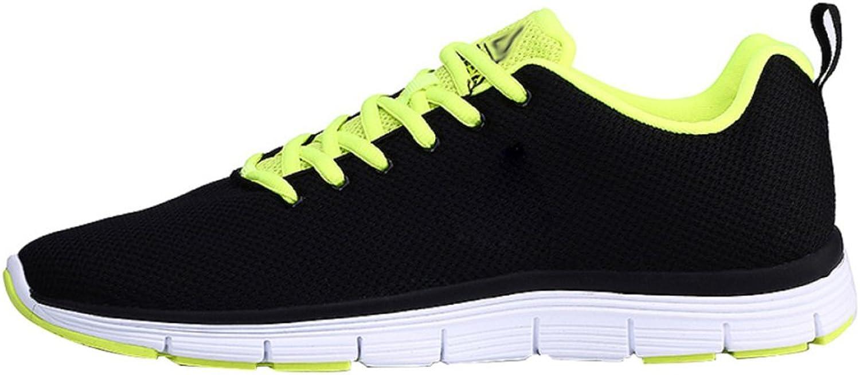 Männer Sommer Casual Sportschuhe Laufschuhe Mesh Stoff Leichte Atmungsaktive Stoßdämpfende Schuhe B07CJVSCFP  | Einfach zu bedienen
