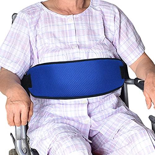 Sicherheitsgurte für Rollstuhlgurte Verstellbare Sicherheitsgurte für Rollstühle dienen zur Pflege von Patienten, Gurtbänder mit leicht zu lösender Schnalle