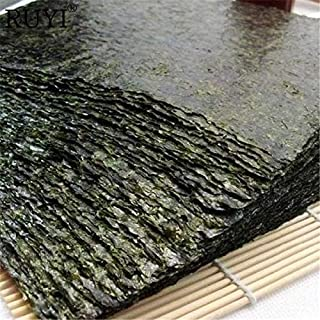 DORLIONA ping+Wholesale top A+++++ Quality Seaweed,nori for Sushi Seaweed nori Sushi,50pcs/Pack,140g top Selling Seaweed S...