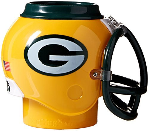"FanMug Tasse mit Motiv ""Dallas Cowboys"", Mehrfarbig, Green Bay Packers, Various"