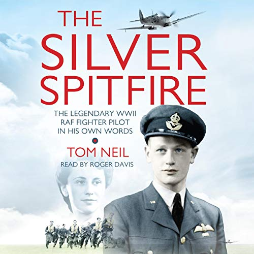 The Silver Spitfire cover art