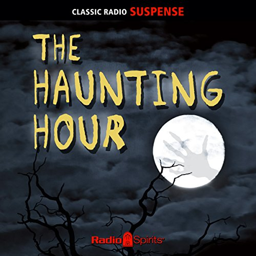 The Haunting Hour audiobook cover art