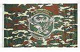 Miltec U.S. Airborne 90 x 150 cm Erwachsene, Unisex, Grün, One Size