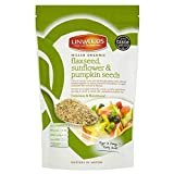 Linwoods Milled Organic Flaxseed Sunflower & Pumpkin Seeds (200g) - Pack of 6