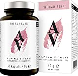 Alpina Vitalis Thermo Burn Fatburner, sorgfältig...
