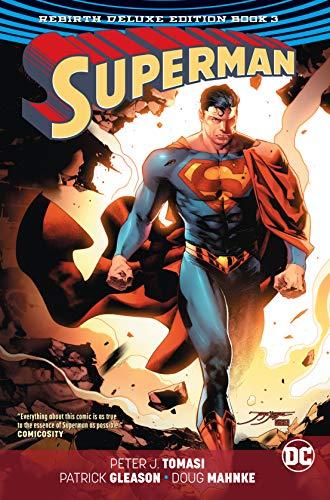Superman: The Rebirth Deluxe Edition Book 3 (Superman: Rebirth)