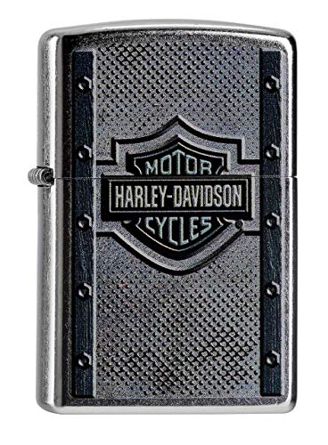 Zippo Lighter HARLEY DAVIDSON METAL