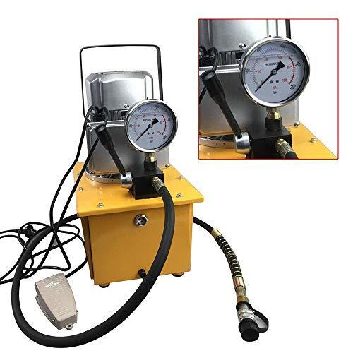 Elektrischen Hydraulikpumpe Manuelles Ventil für elektrische Hydraulikpumpe mit 750 W, 10000 PSI, DYB-63B, 220 V, 50 Hz