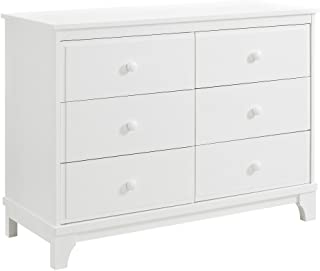 Best baby relax rivers pure white 6 drawer dresser Reviews