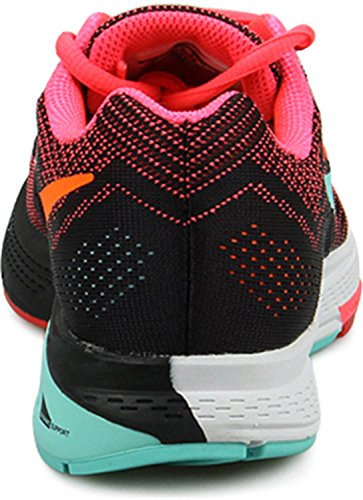 Nike Air Zoom Structure 18unidad Mujer Guantes, PINK POW/BLACK-HT LV-LSR O