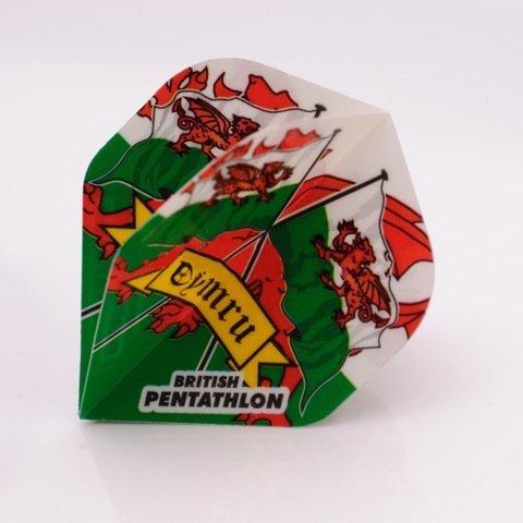 PENTATHLON Darts Flights Wales Standard