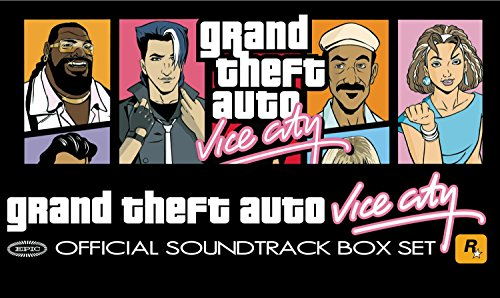 Grand Theft Auto: Vice City - Box Set