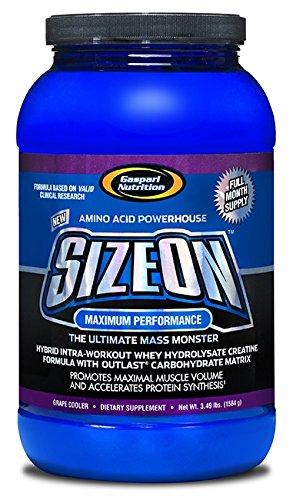 Gaspari Nutrition SizeOn Maximum Performance (1632g) 1 Unidad 1630 g