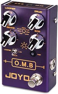 JOYO O.M.B R-06 R Series Looper & Drum Machine Pedal...