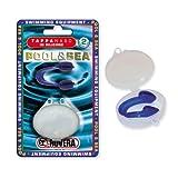 ROVERA N102 Nuoto Mare Tappo Naso in Silicone con Custodia, Blu, Misura Taglia Unicaca