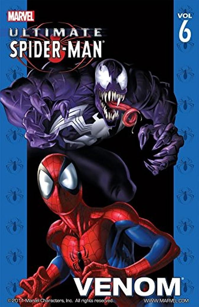 スチュアート島参照水分Ultimate Spider-Man Vol. 6: Venom (Ultimate Spider-Man (Graphic Novels)) (English Edition)