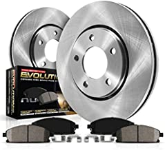 Autospecialty KOE2067 1-Click OE Replacement Brake Kit