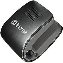 iHome iWBT1BBluetooth Mini Speaker with Speakerphone - Works Great with Pokemon Go - Black