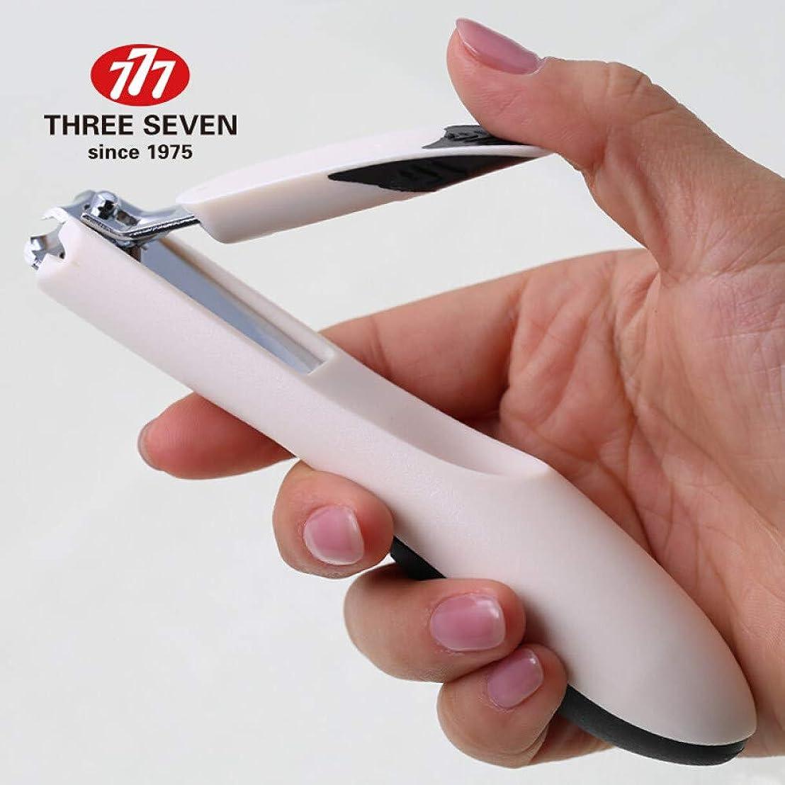 小競り合い電話に出る出くわす777(THREE SEVEN)ネイルクリッパー特大のネイルクリッパーネイルクリッパーハンドおよびネイルクリッパーは、幅広のペディキュアツールを厚いアーマーネイル型マニキュアN-221VSBの形でカットします(インポート)
