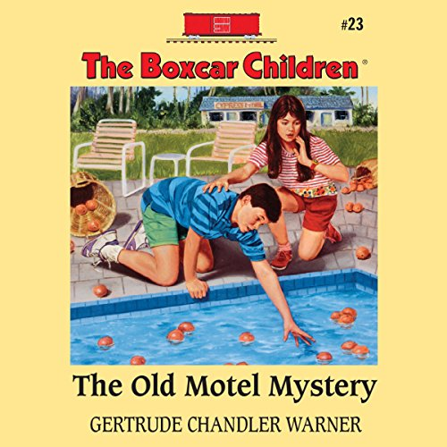 The Old Motel Mystery cover art