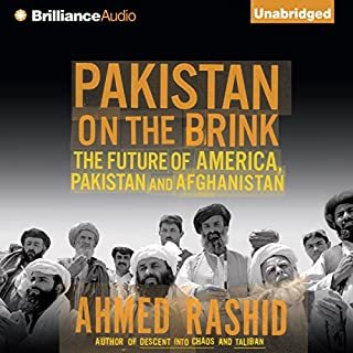 Pakistan on the Brink cover art