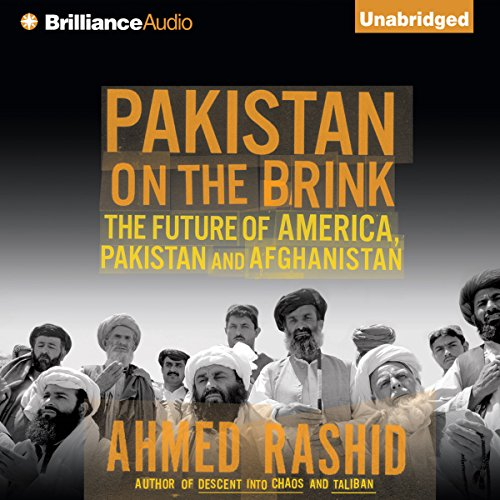 Pakistan on the Brink audiobook cover art