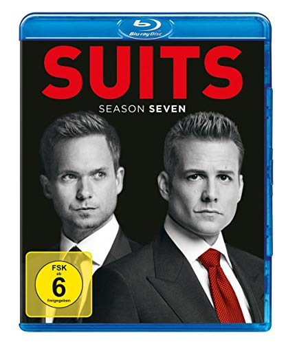 Suits - Season 7 [Blu-ray]