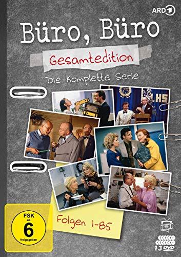 Büro, Büro - Gesamtedition: Die komplette Serie (Folgen 1-85) [13 DVDs]