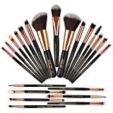MAANGE 22 Pieces Set de Brochas de Maquillaje, Brochas de Maquillaje Maquillaje Profesional Pinceles Maquillaje