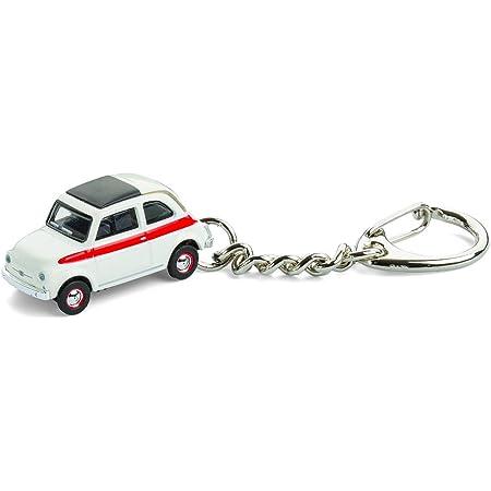 Fiat 500 Schlüsselmäppchen Rosa Pink Fikr17 Koffer Rucksäcke Taschen