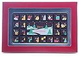 Weibler Calendario de Adviento en Chocolate - 1 x 70 Gramos