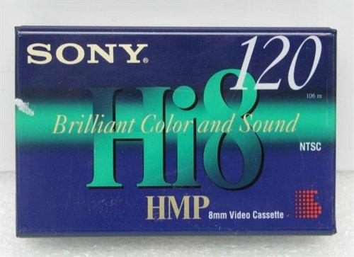 Best Buy! Sony P6-120HMPC Hi8 HMP 8mm Video Cassette