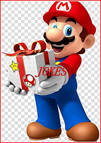 Super Mario 3D World Jokes : Funny M£M£S, Jokes And Other Cool Stuff - Fun Story (English Edition)