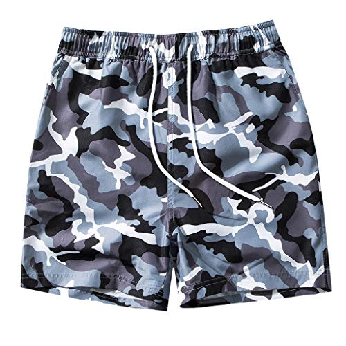 SoonerQuicker Shorts voor heren, zomer, sportbroek, kort, joggen, ondergoed, wijde broek, dunne shorts Cargo heren elegante joggingbroek mannen outdoor sexy boxer elastisch vrije tijd stretch