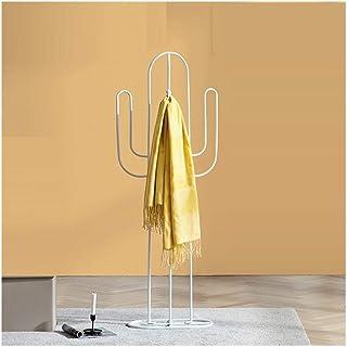 Colore: Oro FF Appendiabiti per Cappelli in Metallo Appendiabiti per Cappelli in Piedi Cactus con 3 Ganci Tier 6 per Ufficio Camera da Letto