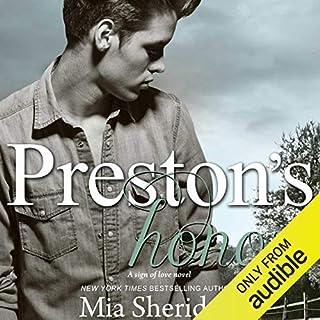 Preston's Honor audiobook cover art