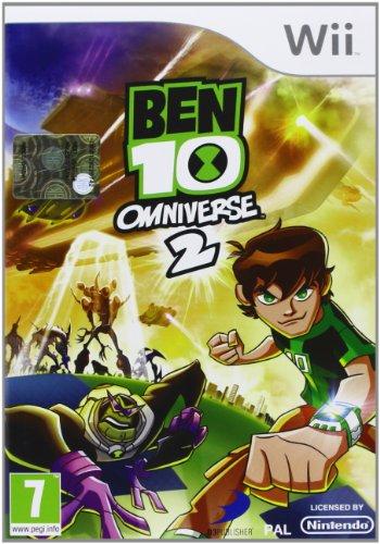 Namco Bandai Games Ben 10 Omniverse 2, Wii - Juego (Wii, Nintendo Wii, Acción / Aventura, T (Teen))