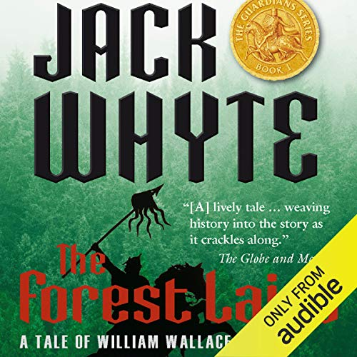 The Forest Laird Audiobook By Jack Whyte cover art
