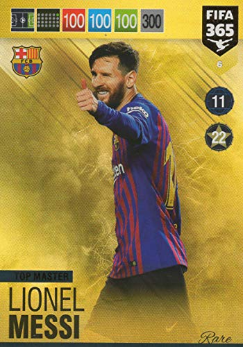 PANINI ADRENAYLN XL FIFA 365 2018 INVINCIBLE KARTE # 1 * SELTEN RONALDO usw MESSI