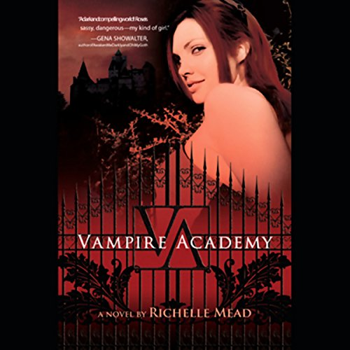Vampire Academy cover art