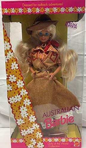 Barbie 1992 Dolls of the World Australian