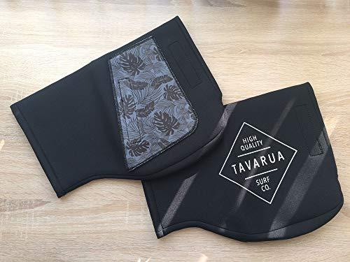 TAVARUA(タバルア) 自転車用 ウォーム ハンドルカバー 3017 TROPICAL GREY